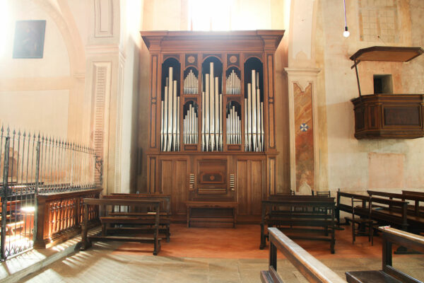 Pachelbel Organ