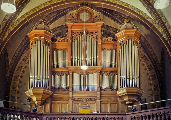 Johann Pachelbel Church Organ