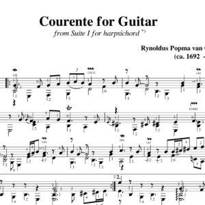 Popma Suite I Corrente
