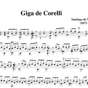 urcia Giga de Corelli