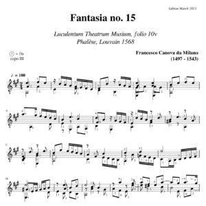 Da Milano Fantasia no 15