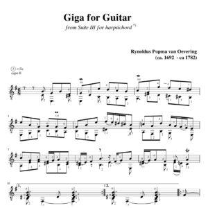 Popma Suite III Giga